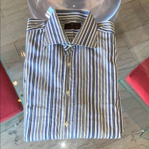 Men's dress shirt by ETRO Milano, made in Italy 17
